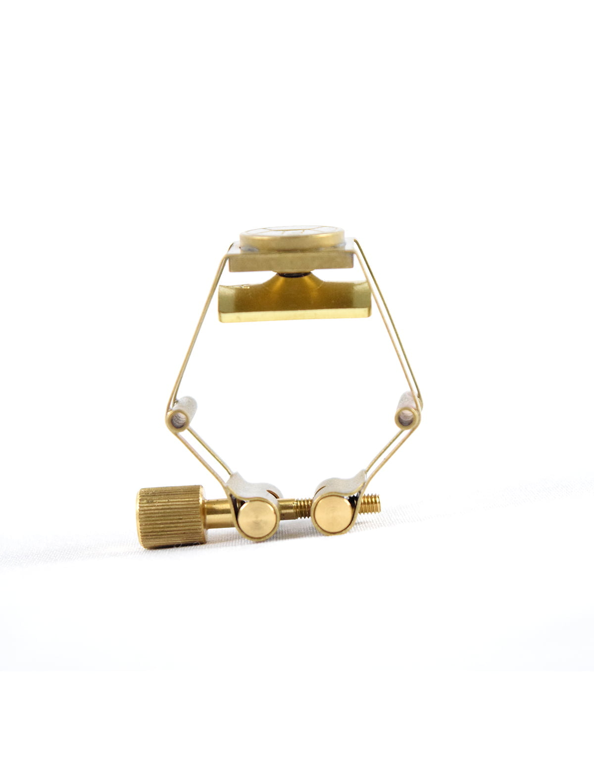 Abraçadeira François Louis Pure Brass Brass Sax Tenor