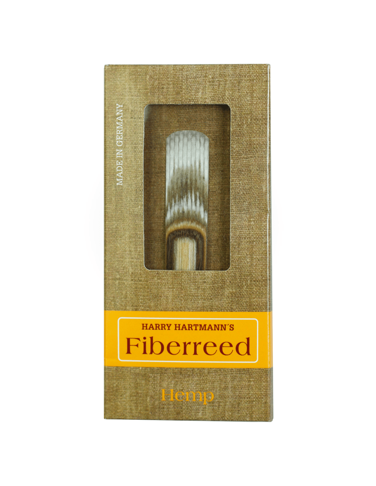 Palheta Fiberreed Hemp Clarinete