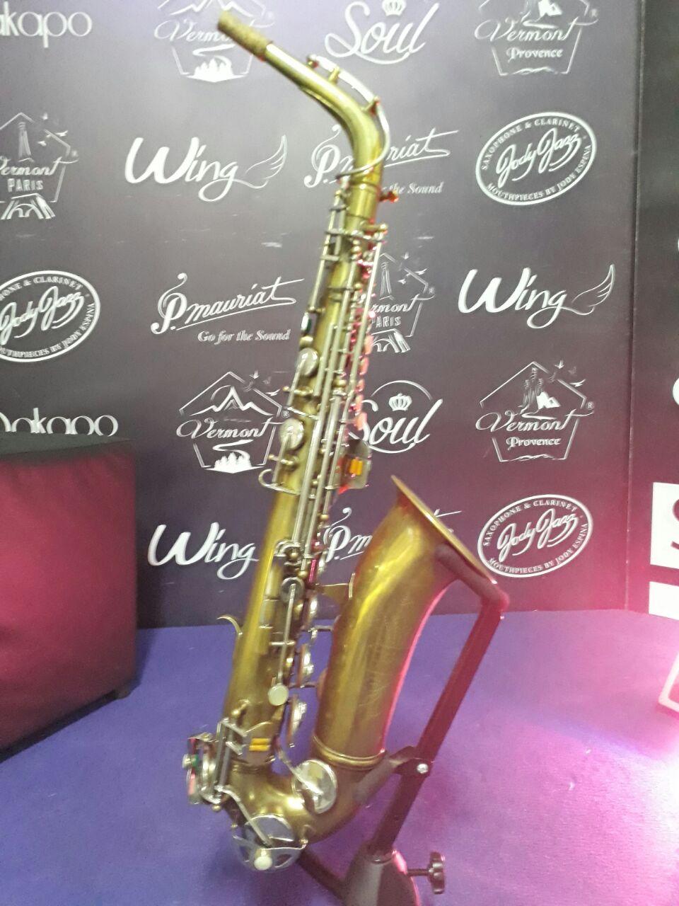 Saxofone Alto CONN 1963 (Seminovo)