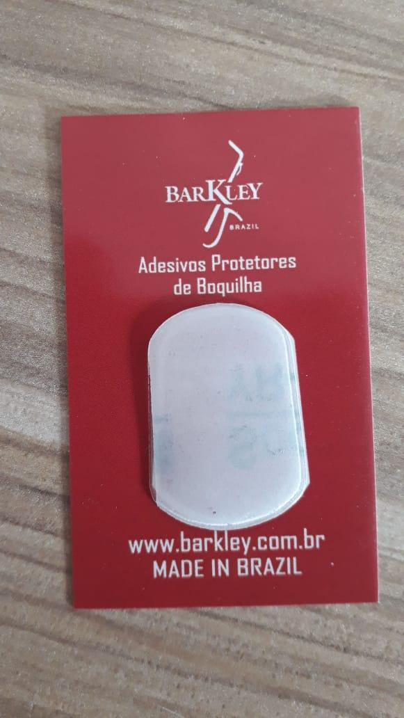 Adesivo Protetor Barkley Silicone Massa (P/ Alto, Tenor, Clarinete)