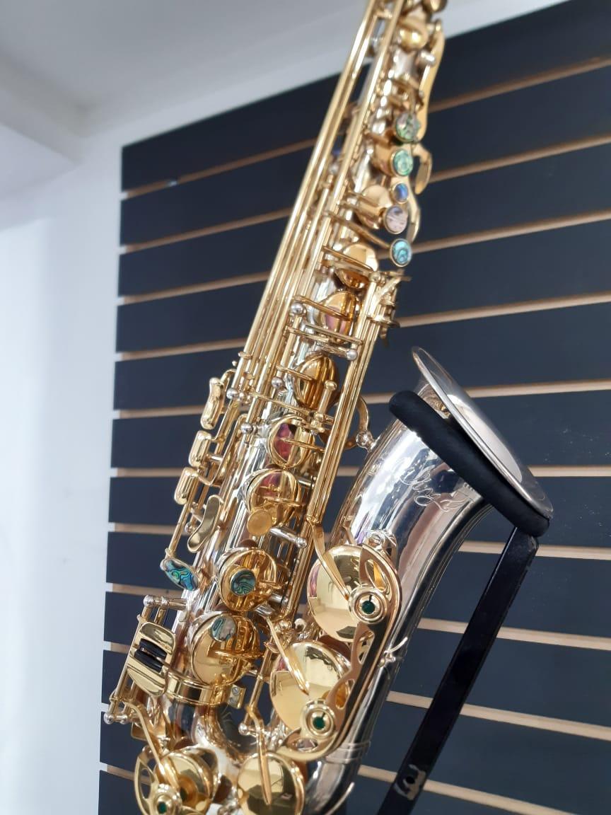 Saxofone Alto Wing Pro - Pequenas Falhas