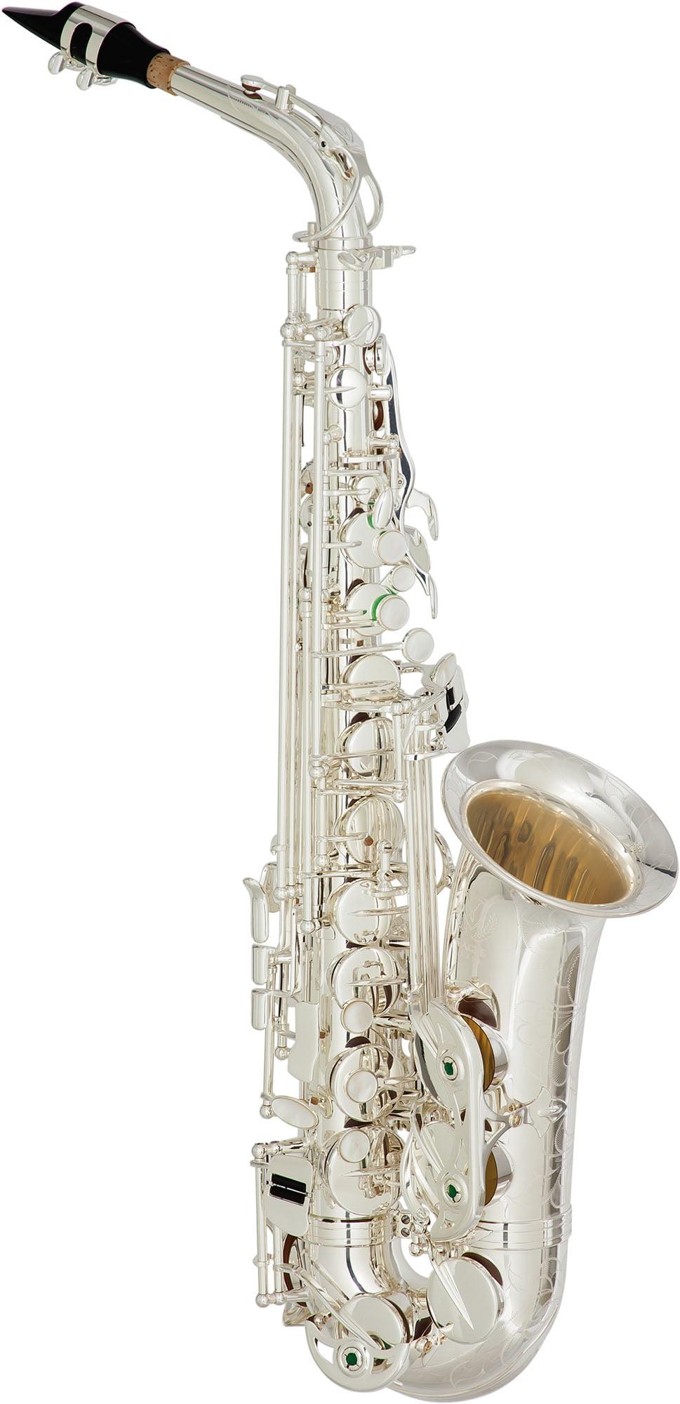 Saxofone Alto Eagle SAX 510S (prata)