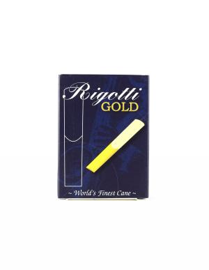 Palheta Rigotti Gold Sax Alto (Unidade)