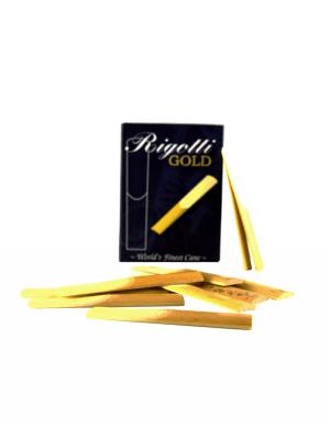 Palheta Rigotti Gold Sax Soprano (Unidade)