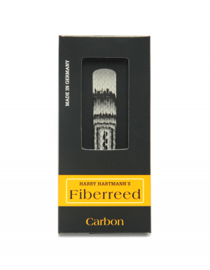 Palheta Fiberreed Carbon Clarinete