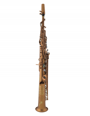 Saxofone Soprano Vermont Paris Tudel Inteiriço