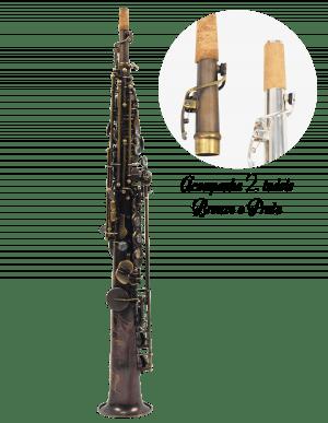 Saxofone Soprano Magenthus