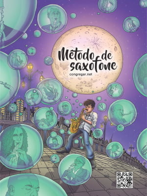 Método de Saxofone Congregar.Net
