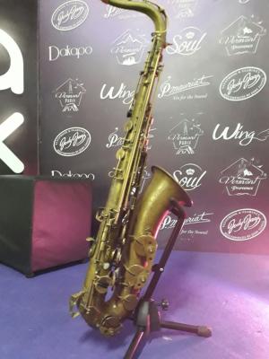 Saxofone Tenor Weril Spectra (Seminovo)
