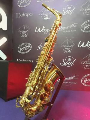Saxofone Alto Hofma HSA 400 (Seminovo)