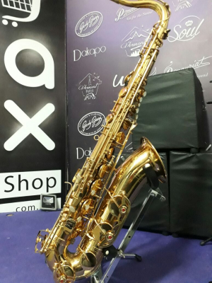 Sax Tenor Custon (Usado)
