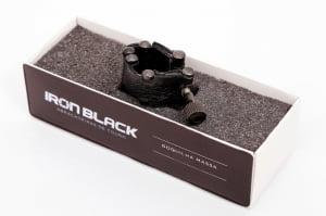 Abraçadeira Iron Black P/ Sax Alto