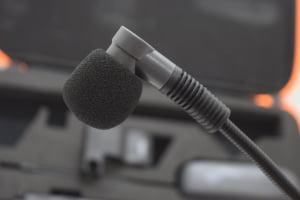 Microfone wireless para saxofone - Ivox