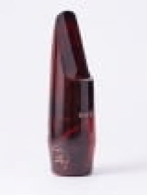 Boquilha Barkley Sax Alto AT9 (Vermelha/Preta)