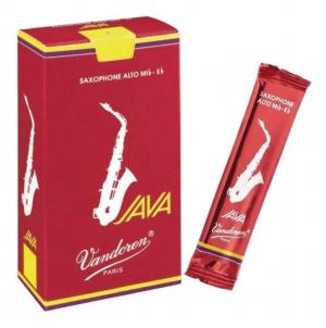 Palheta Vandoren Java Red Cut Saxofone Alto - Unidade