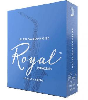 Palheta Rico Royal Saxofone Alto