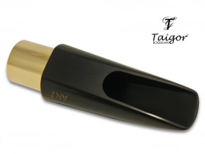 Boquilha Sax Alto Taigor - AR7 + Abraçadeira