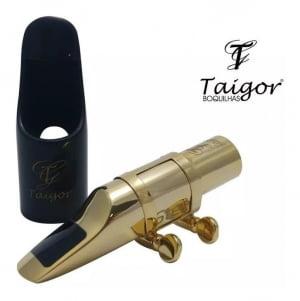 Boquilha Taigor Sax Alto Steel