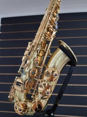 Saxofone Alto Meridian  - Pequenas Falhas