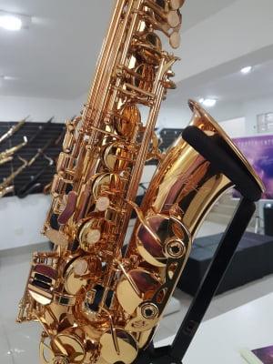 Saxofone Alto Wing - Pequenas falhas