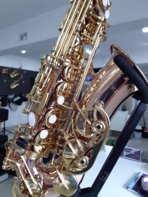 Saxofone Alto Dakapo - Pequenas Avarias