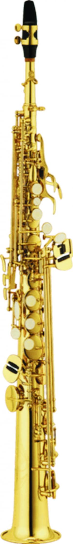 Saxofone Soprano Hoyden HSS-25L Sib