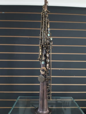 Saxofone Soprano Magenthus - Pequenas Falhas
