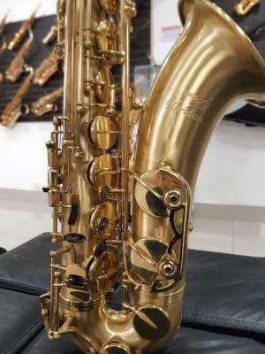 Saxofone Tenor Meridian - Pequenas Falhas